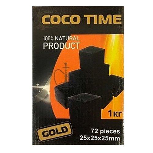 Вугілля Coco Time 1 кг - зображення 1