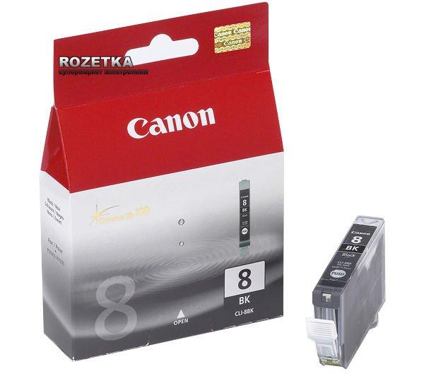 Картридж  Canon CLI-8BK (0620B024) - изображение 1