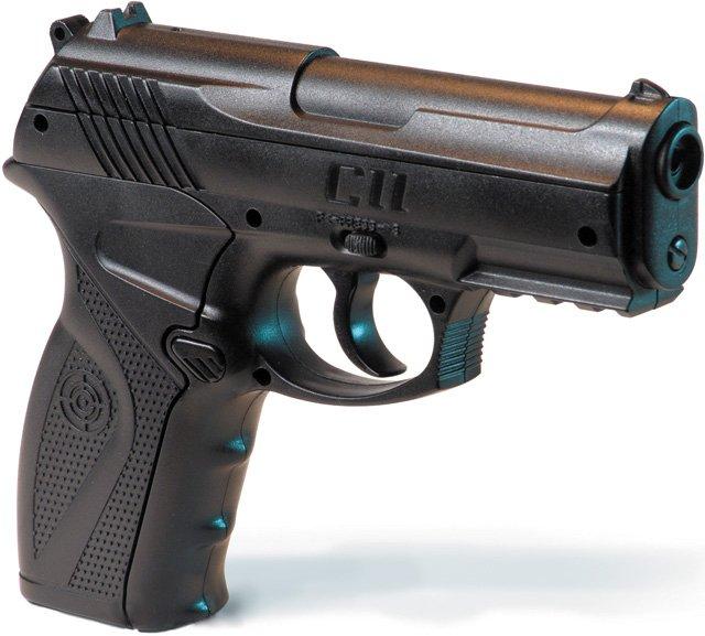 Пневматичний пістолет Crosman C-11 - зображення 1