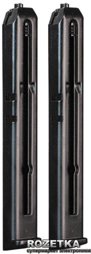Запасні магазини Crosman C-11, C-21, 2 шт (0481) - зображення 1