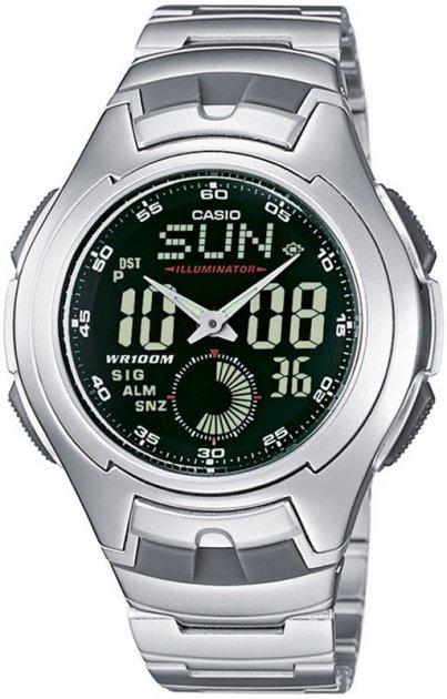 Мужские часы CASIO AQ-160WD-1BVEF - изображение 1