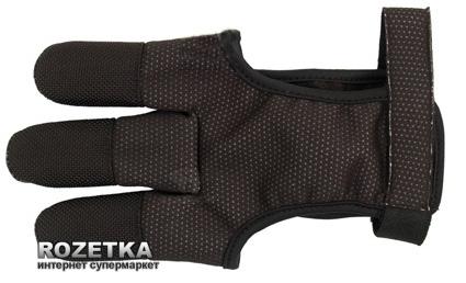 Рукавичка для стрільби з лука Bearpaw Black M (70157_M) - зображення 1