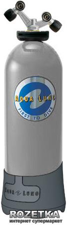 Баллон AquaLung Spiro 15 литров 200 bar Серый (187148/2) - изображение 1