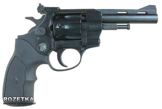 "Револьвер Weihrauch HW4 4"" (пластик) - изображение 1"