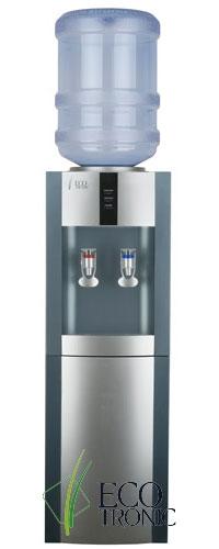Кулер для воды ECOTRONIC H1-LN Silver - изображение 1