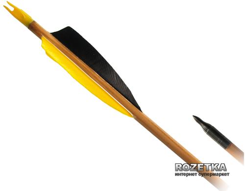 Стріли Bearpaw Standard Spruce Arrow II 5 штук (40068) - зображення 1