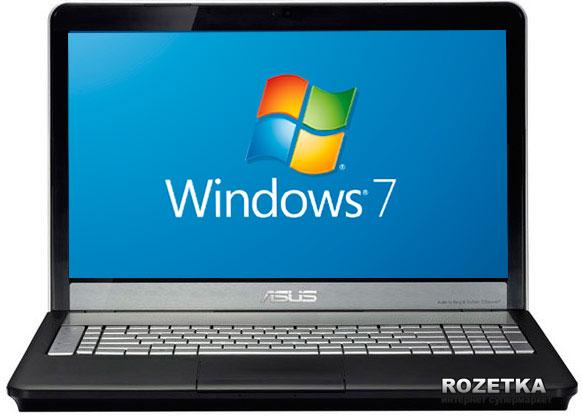Ноутбук Asus N75SF (N75SF-V2G-TY116V) - изображение 1