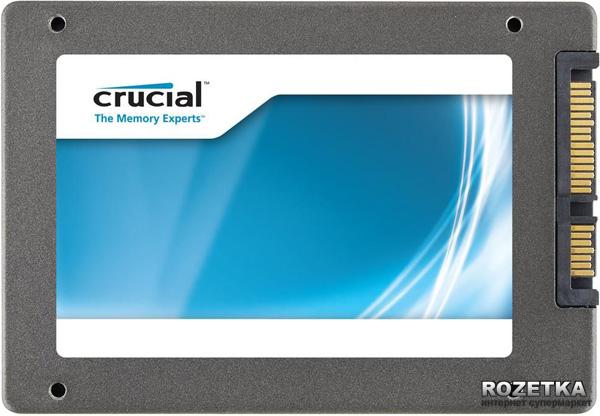 "Crucial M4 128GB 2.5"" SATAIII MLC (CT128M4SSD2 OEM) - изображение 1"