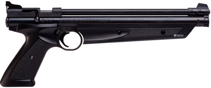 Пневматичний пістолет Crosman American Classic (1377) - зображення 1