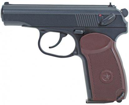 Пневматический пистолет KWC MAKAROV PM (SPKCMD441AZC) - изображение 1