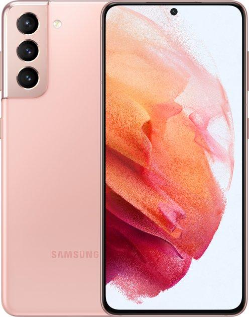 Мобільний телефон Samsung Galaxy S21 8/256 GB Phantom Pink (SM-G991BZIGSEK) - зображення 1