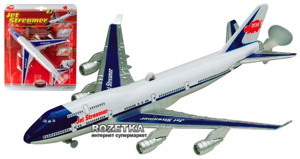 Игрушка Dickie Toys Реактивный самолет (3553811) - изображение 1