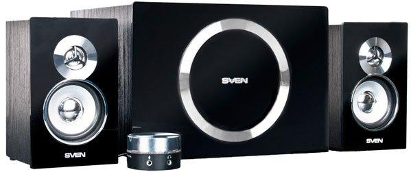 Акустична система Sven MS-1085 Black - зображення 1
