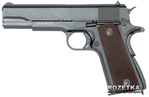 Пневматический пистолет KWC KMB76 Blowback - изображение 1