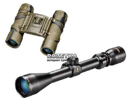 Набір Pentax Gameseeker Essential Optics Outfit (приціл Gameseeker II 4-12х40 + бінокль 10х42) (16080824) - зображення 1