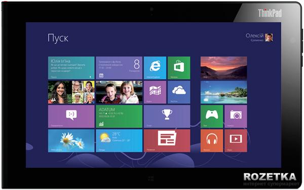 Планшет Lenovo ThinkPad Tablet 2 3G 64GB (N3S4NRT) - изображение 1