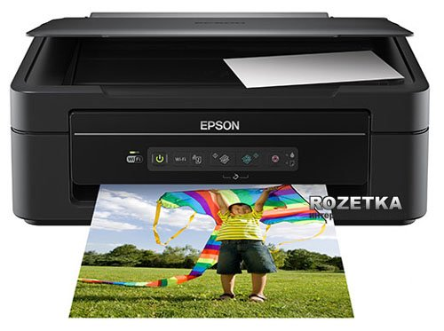 Epson Expression Home XP-207 c WI-FI (C11CC49311) + USB cable - изображение 1