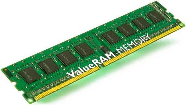 Оперативна пам'ять Kingston DDR3-1333 4096MB PC3-10600 (KVR13N9S8/4) - зображення 1