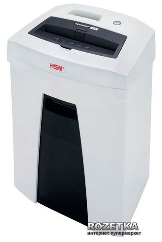Шредер HSM Securio С16 (4х25) (4026631035590) - зображення 1
