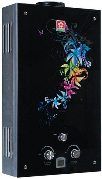 Газовый проточный водонагреватель SAKURA Samurai Butterfly - изображение 1