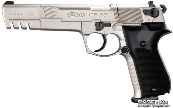 """Пневматический пистолет Umarex Walther CP88 6"""" Competition (416.00.08) - изображение 1"""