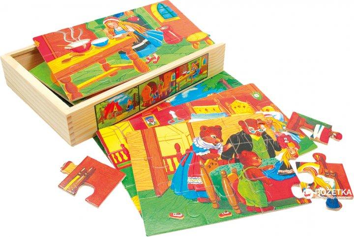 Пазлы Сказка Bino (88013) - изображение 1