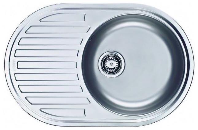 Кухонна мийка FRANKE PAMIRA PMN 611i (101.0255.790) матова - зображення 1