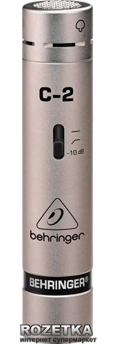 Мікрофон Behringer C2 - зображення 1