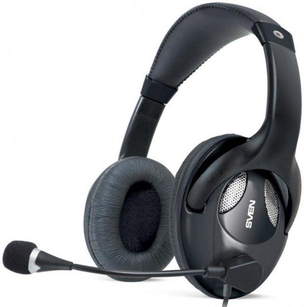 Навушники Sven AP-670MV Black - зображення 1