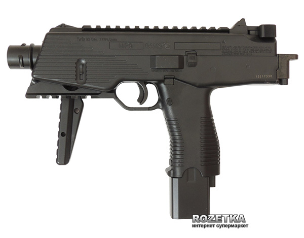 Пневматический пистолет Gamo MP9 (6111391) - изображение 1