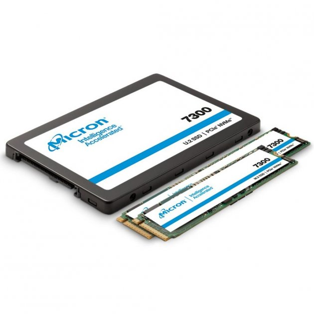 Накопичувач SSD M. 2 2280 800GB MICRON (MTFDHBA800TDG-1AW1ZABYY) - зображення 1
