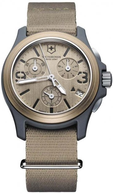 Мужские часы VICTORINOX SWISS ARMY V241533 - изображение 1