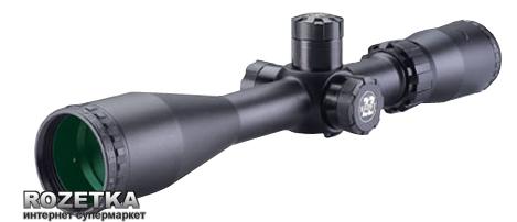 Оптичний приціл BSA Optics Sweet 22 6-18x40SP (21920217) - зображення 1