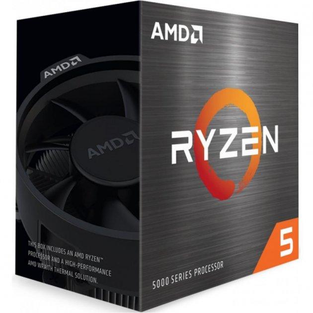 Процесор AMD Ryzen 5 5600X (100-100000065BOX) - зображення 1