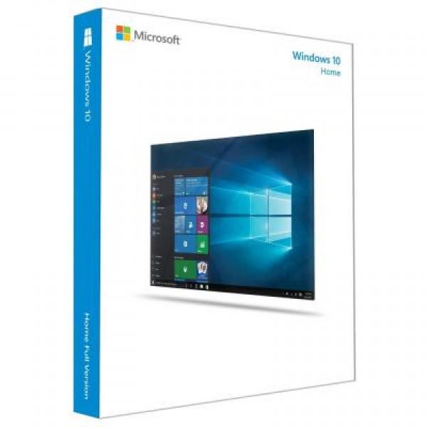 MS Windows 10 HOME 64-bit Russian 1pk DSP OEI DVD (KW9-00132) - зображення 1