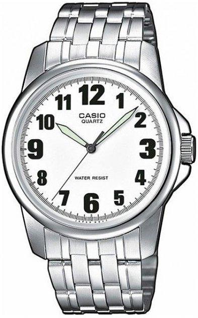 Чоловічий годинник CASIO MTP-1260PD-7BEF - зображення 1