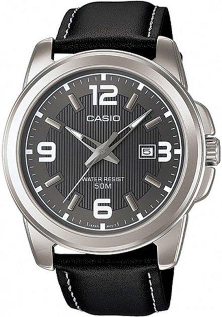Чоловічий годинник CASIO MTP-1314PL-8AVEF - зображення 1
