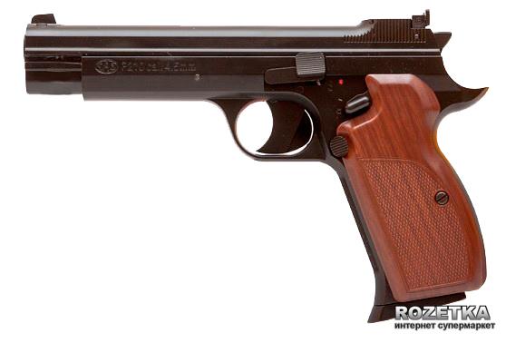 Пневматический пистолет SAS P 210 Blowback (23701432) - изображение 1