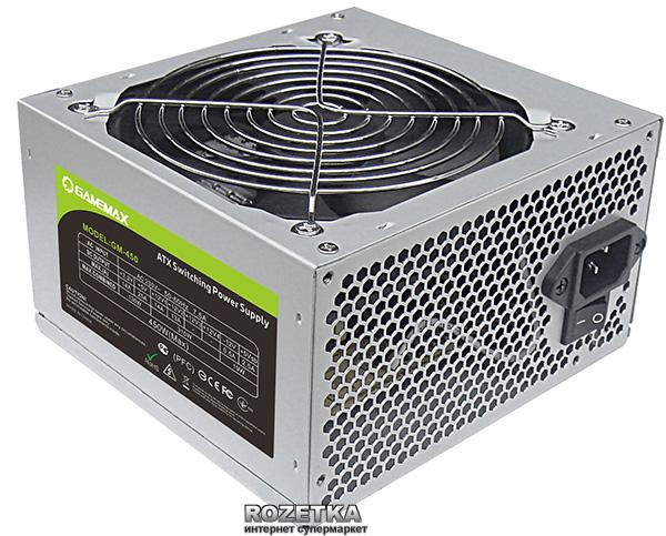 GameMax GM450 OEM (GM-450) - зображення 1