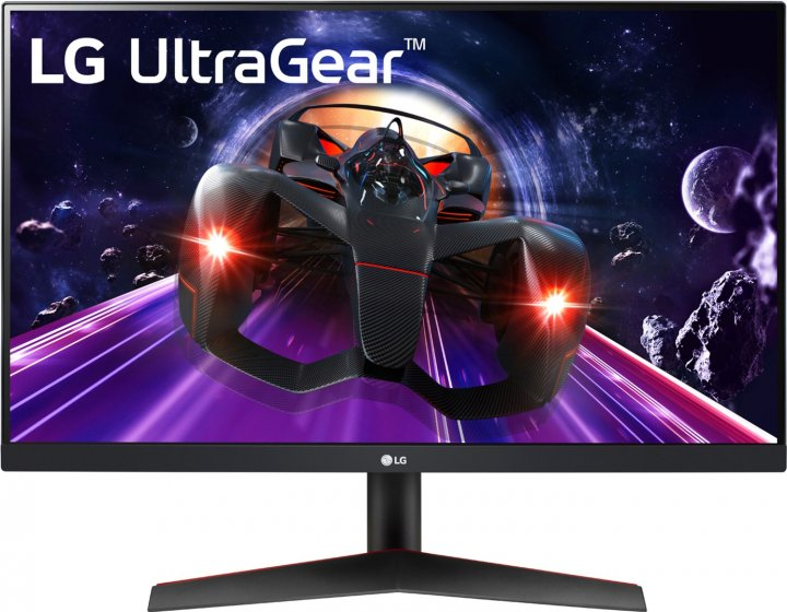 """Монітор 23.8"""" LG UltraGear 24GN600-B - зображення 1"""