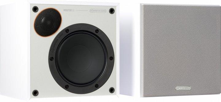 Monitor Audio Monitor 50 3GB White (SMB50W) - зображення 1