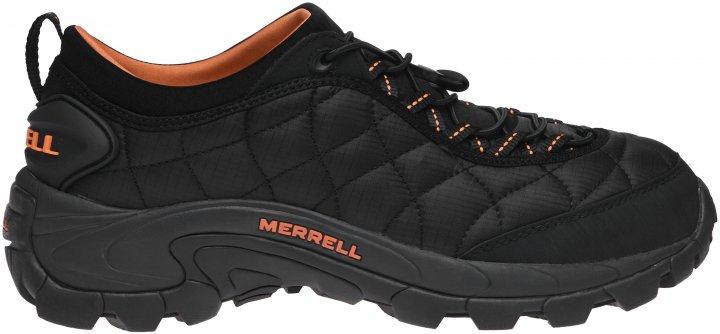 Кроссівки Merrell Ice Cap Moc II Mens Low Shoes 61391 42 (8H) 26.5 см Чорні (18462725065) - зображення 1