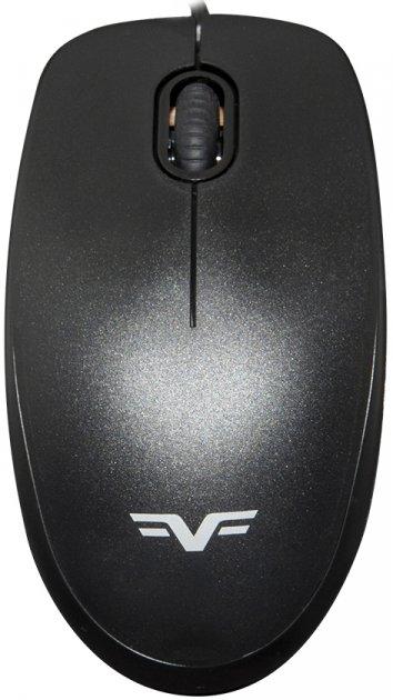 Мышь Frime FM-100B USB Black - изображение 1
