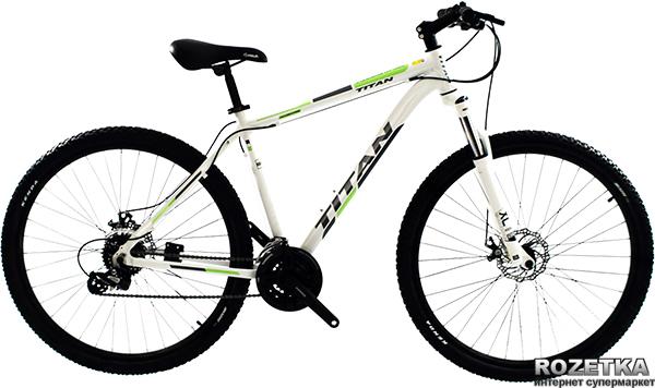 Велосипед Titan Alligator 19.5 White (00161) - изображение 1