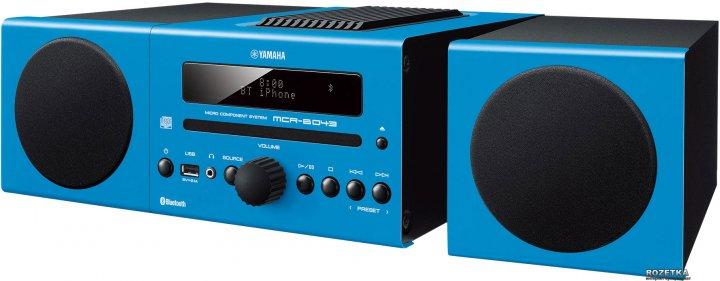 Yamaha MCR-B043 Blue - зображення 1