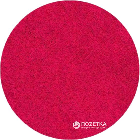 Коврик в ванную комнату Spirella Polyester Highland d=60 см Красный (10.14372) - изображение 1