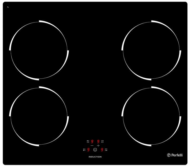 Варочная поверхность электрическая PERFELLI HI 610 BL - изображение 1