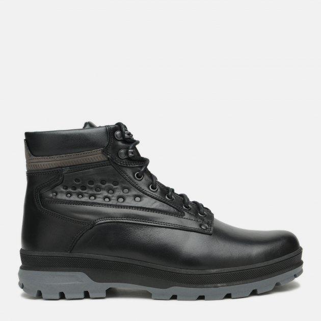 Ботинки Morichetti K61чт 42 27,5 см Черные (H2000029586682) - изображение 1