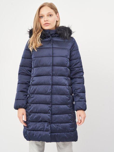 Куртка Champion 110955 42 Темно-синяя (8052785899401) - изображение 1