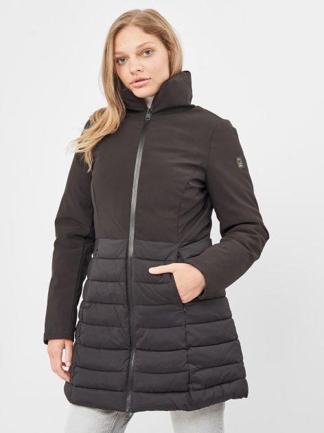 Куртка Champion 110960 42 Чорная (8052785900329) - зображення 1